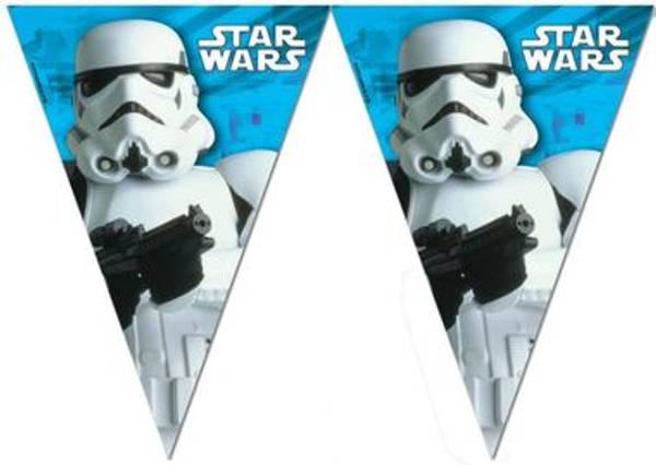 Bilde av Star Wars, Flaggbanner, 9flagg
