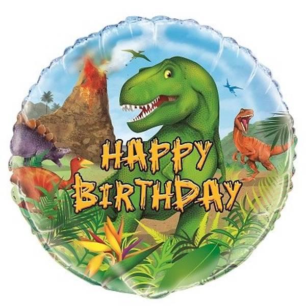 Bilde av Dinosaur folieballong