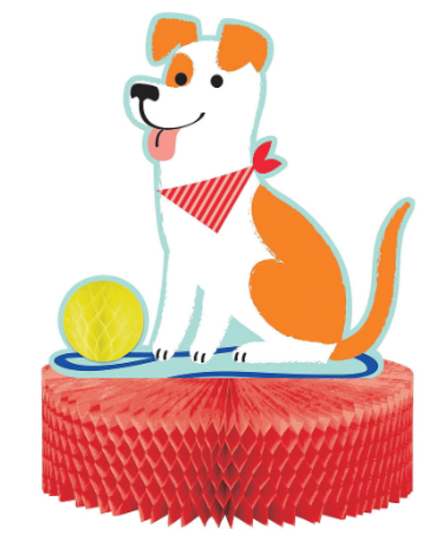 Bilde av Hundefest, Honeycomb Centerpiece