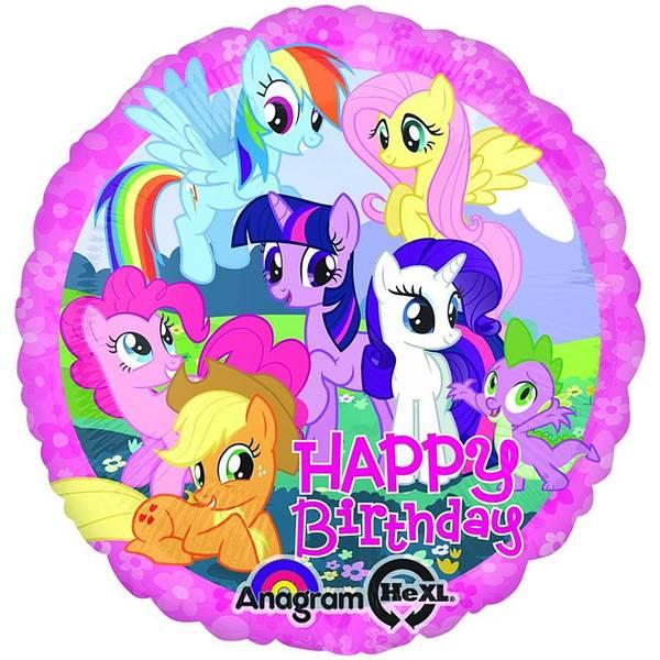 Bilde av My Little Pony Folieballong 2