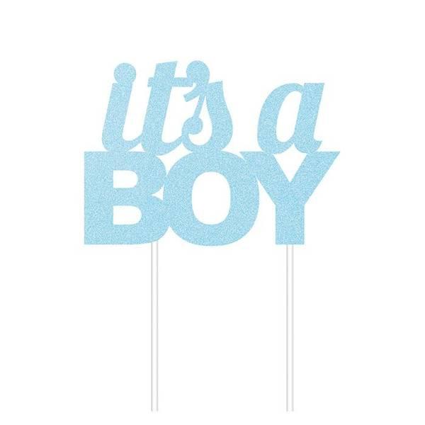 Bilde av It's a boy, Kaketopper