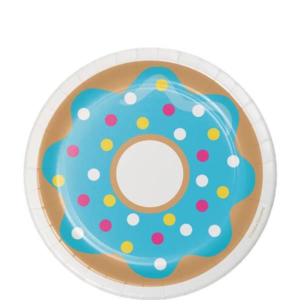 Bilde av Doughnut, Asjetter, 8 stk