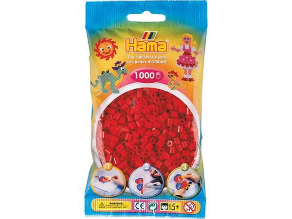 Bilde av Hama Midi super 1000s – 22 Rød
