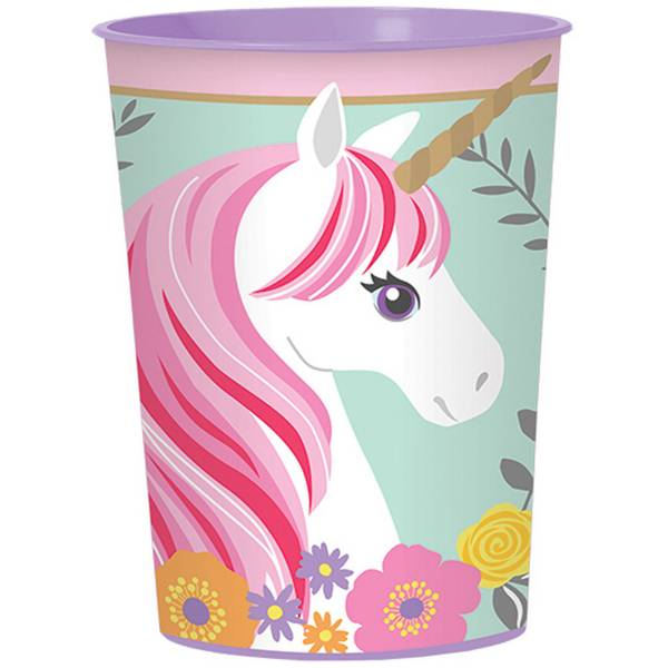Bilde av Magical Unicorn, Plastkopp