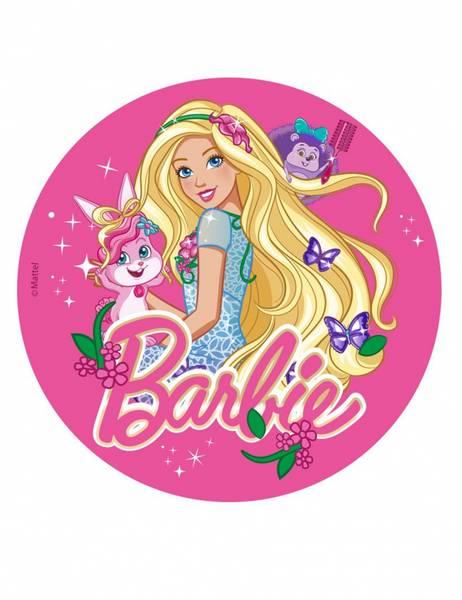 Bilde av Barbie Kakebilde 2, 20cm