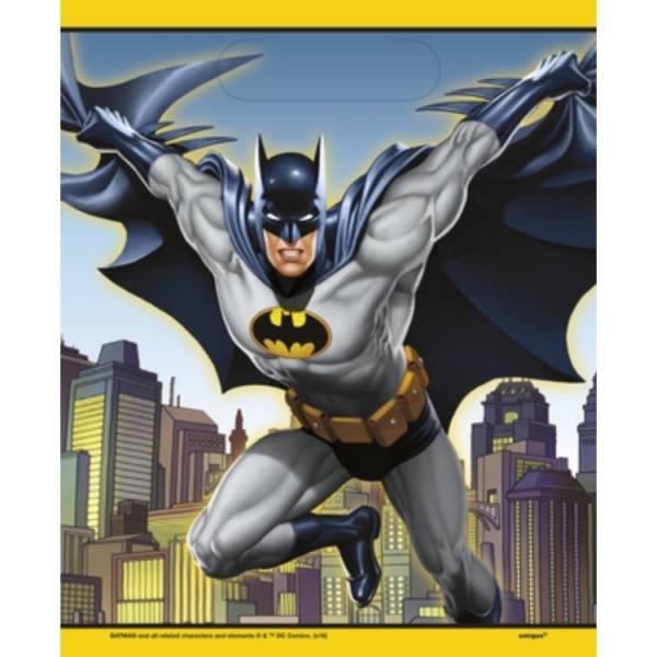 Bilde av Batman Godteposer 8stk