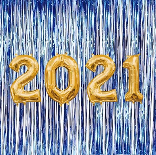 Bilde av Gullballonger, 2021, 86 cm