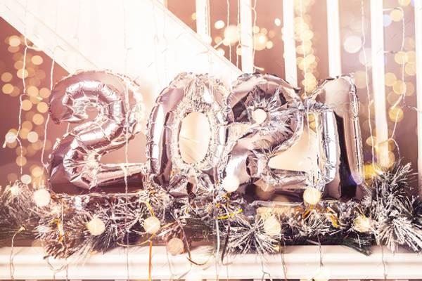 Bilde av Sølvballonger, 2021, 86 cm