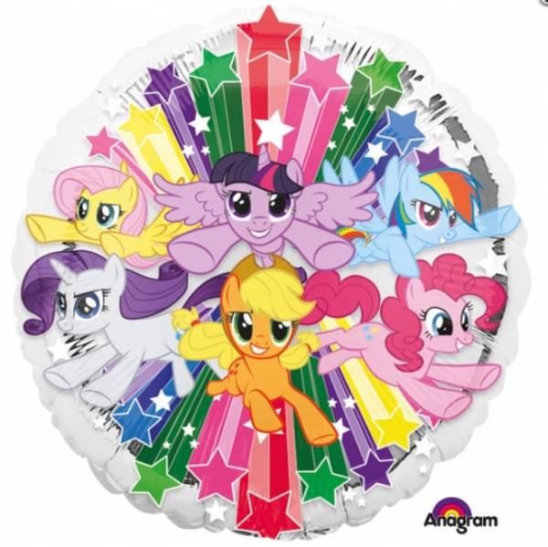 Bilde av My little Pony, Folieballong