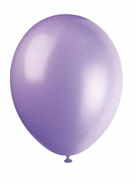 Bilde av Lilac Lavender, Ballonger 10 stk