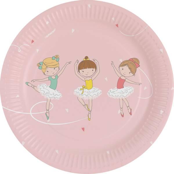Bilde av Ballerina Little Dancer, Asjett 8 stk