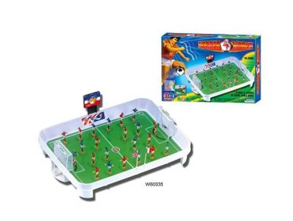 Bilde av Fotballspill, med fjærspillere