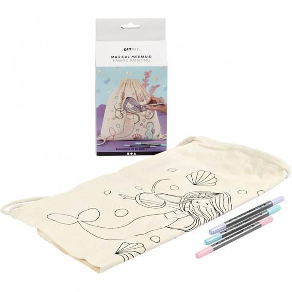 Bilde av Magical Mermaid, , tekstildekorasjon, 1sett