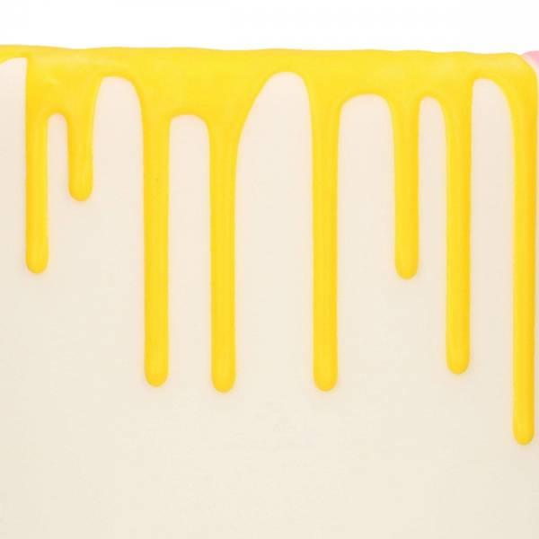 Bilde av FunCakes Choco Drip Yellow 180g