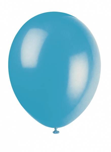 Bilde av Turkis, Ballonger 10stk