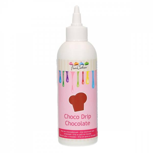 Bilde av FunCakes Choco Drip Chocolate 180g