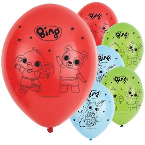 Bilde av Bing, Ballonger, 6 stk