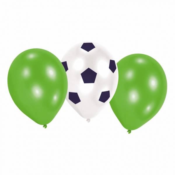 Bilde av Fotball, Ballonger, 6stk