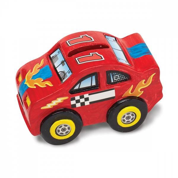 Bilde av Melissa and Doug DIY sett- Race Car