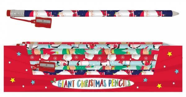Bilde av Gigantisk Juleblyant, 40 cm