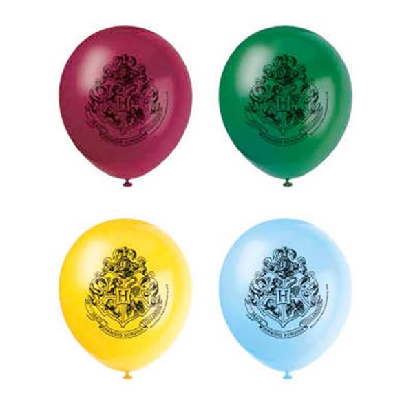 Bilde av Harry Potter, Ballonger, 8 stk