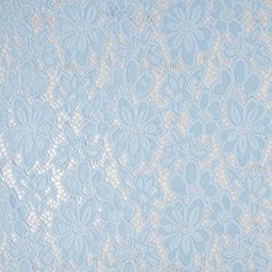 Bilde av Stretch Blonde lyseblå - nydelig kvalitet