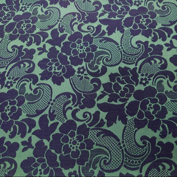Materialpakke: Nordmørsbunad konfirmant med blå-grønn vest