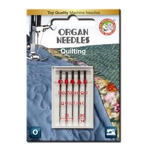 Bilde av Nål Organ Quilting 75-90, 5-pakk