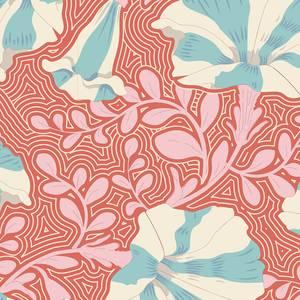 Bilde av Tilda Gardenlife - Striped Petunia Coral
