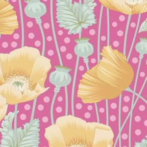 Bilde av Tilda Gardenlife - Poppies Pink