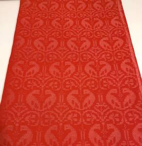 Bilde av Gamle fuglevest Rød - 60 cm