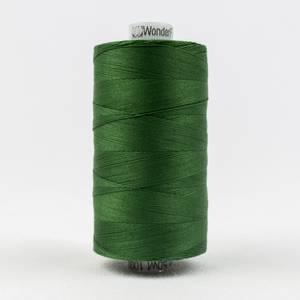 Bilde av WonderFil konfetti bomull Dark Christmas Green