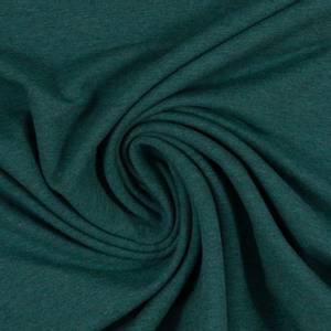 Bilde av Jersey økotex - Melert mørkegrønn