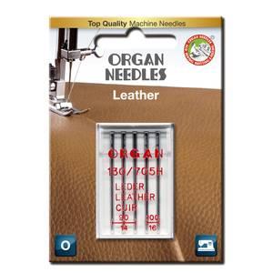 Bilde av Nål Organ skinn 90, 5 pk