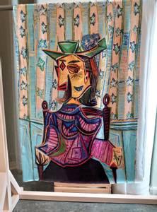 Bilde av 2 meter panel Picasso jersey
