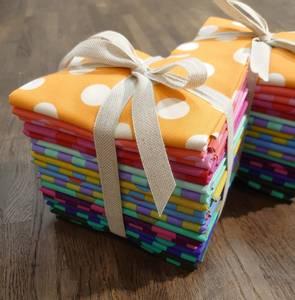 Bilde av Pom Pom & Stripes - Tula Pink