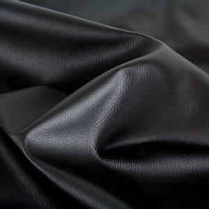 Bilde av kunstskinn - svart