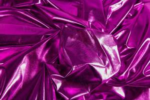 Bilde av Polyester metallic pink