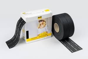Bilde av  Sømfix linningsbånd strykeinnlegg svart