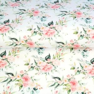 Bilde av Roser på rent hvit - jersey