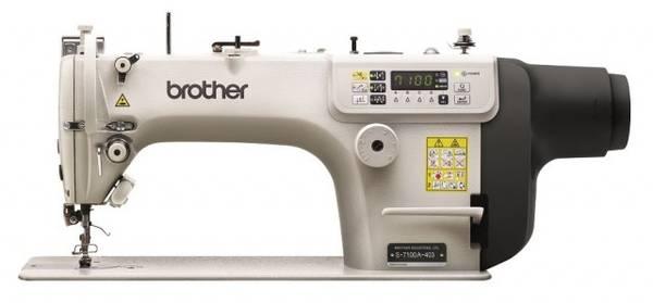 Demo maskin Brother S71000A-405 Søm av tykkere tekstiler