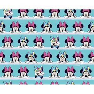 Bilde av Minnie mouse - vevet bomull