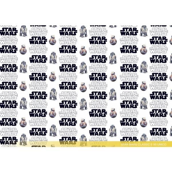 Star wars - vevet bomull