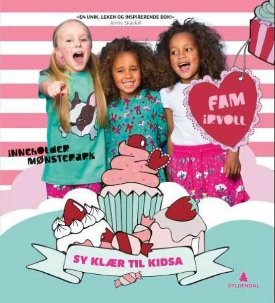 Bilde av Sy Klær til Kidsa av Fam Irvoll