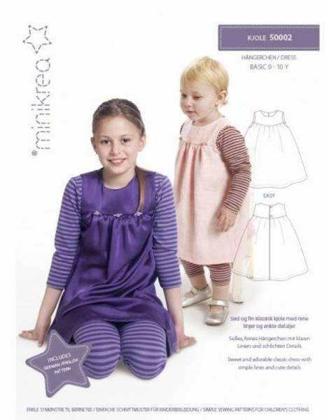 Bilde av MINIKREA kjole  0-10 år