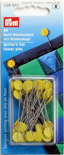 Bilde av Prym Quilter's flat flower pins 028520