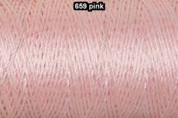 Bilde av Gütermann Mara 150 overlocktråd 1000 meter rosa 659