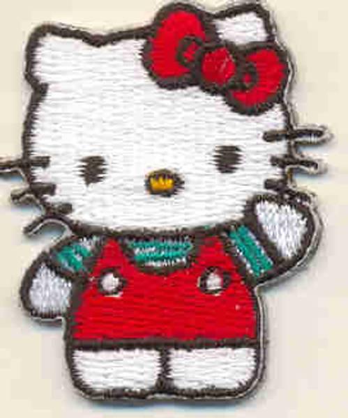Bilde av Kitty 40x30mm (selvklebende) (4C4)