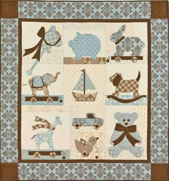 Bilde av Nighty Night Will Bunny Hill Baby mønster