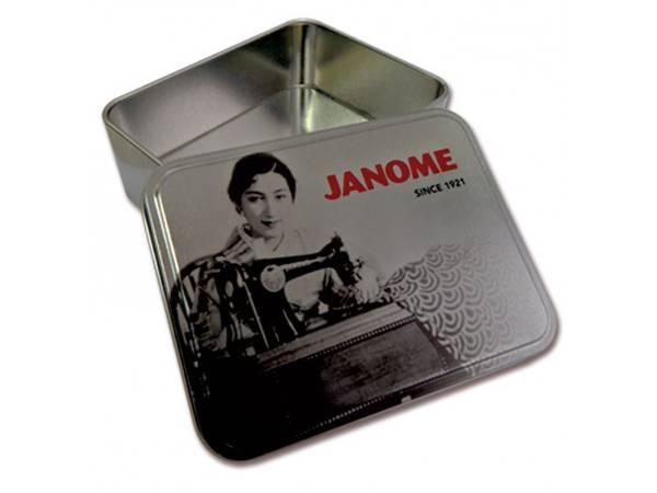 Bilde av Janome Tilbehørsbox i metall